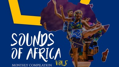Photo of Audio: Sounds Of Africa Vol. 5 by DJ Mensah