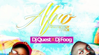 Photo of Audio: Afro Summer Mix by DJ Quest & DJ Foog