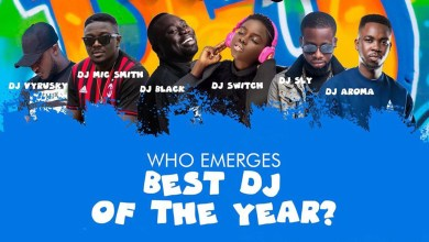 Ghana DJ Awards moves to Accra International Conference Center