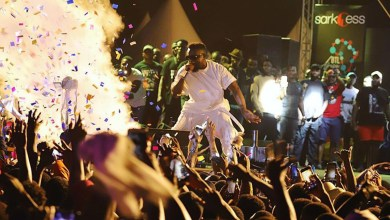 Photo of 12 pictures of Sarkodie's This Is Tema concert