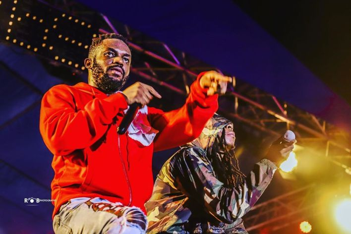 Photos: 12 pictures of Sarkodie's This Is Tema concert