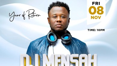 Photo of DJ Mensah announces Year of Return edition of 'All White Party'