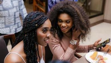 Photo of Becca unites Nigerian female artistes over a classic dinner