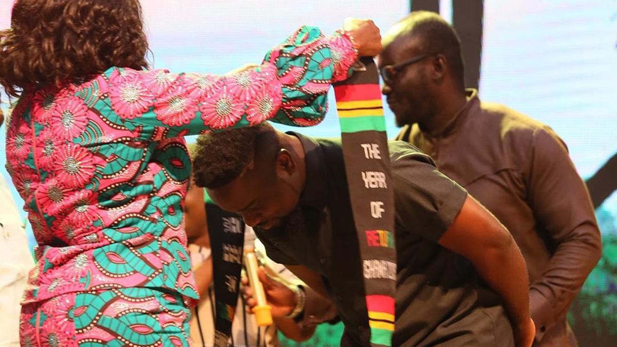 Sarkodie named ambassador for Year Of Return 2019