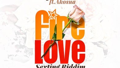 Fire Love by Kay Dizzle feat. Akosua