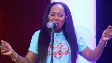 Unplugged Session by Rose Adjei