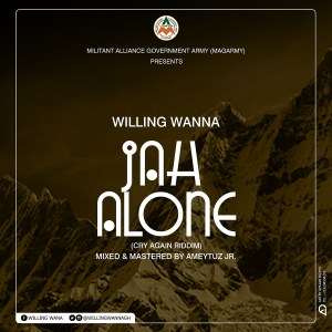 Jah Alone by Willy Wana