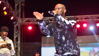 King Promise - the only Ghanaian act nominated in 2019 Headies awards