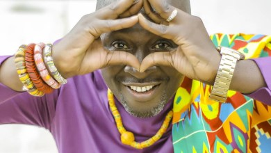 Obiba ignites love in colourful new music video