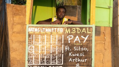 Photo of Audio: Pay Remix by M3dal feat. Kwesi Arthur, Sitso & Fameye