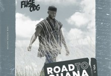 Photo of EP: Road to Ghana Vol. 1 by Fuse ODG