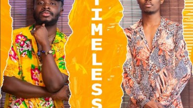 Photo of Audio: Timeless by Fuse ODG feat. Kwesi Arthur