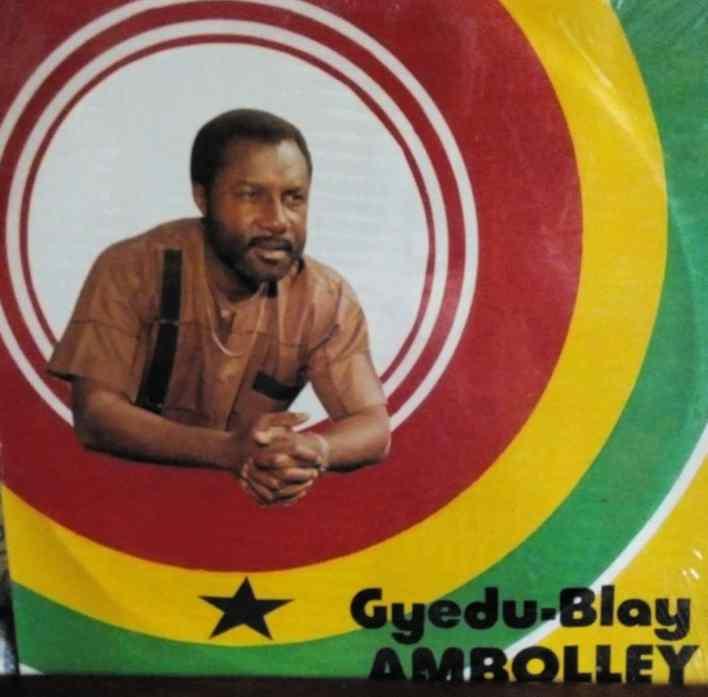 The 'Simigwa Do Man'; Gyedu Blay Ambolley