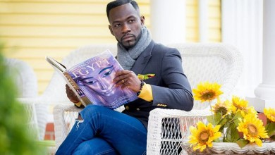Photo of Okyeame Kwame counsels couples against phubbing