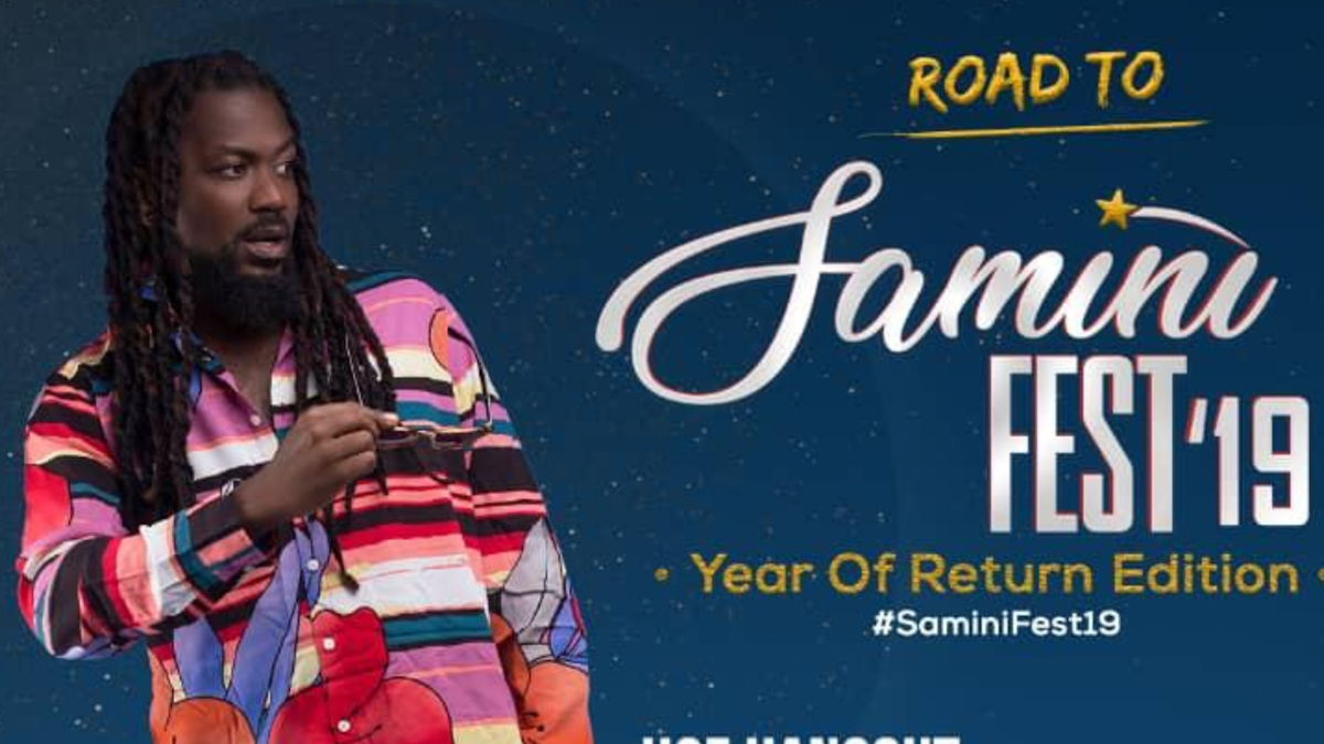 Line up of activities as Saminifest goes back to Dansoman