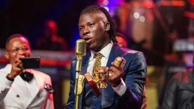 Photo of Stonebwoy bags AFRIMA prize for the 3rd time