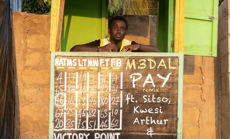 Photo of Single Review: Pay Remix by M3dal feat. Kwesi Arthur, Sitso & Fameye