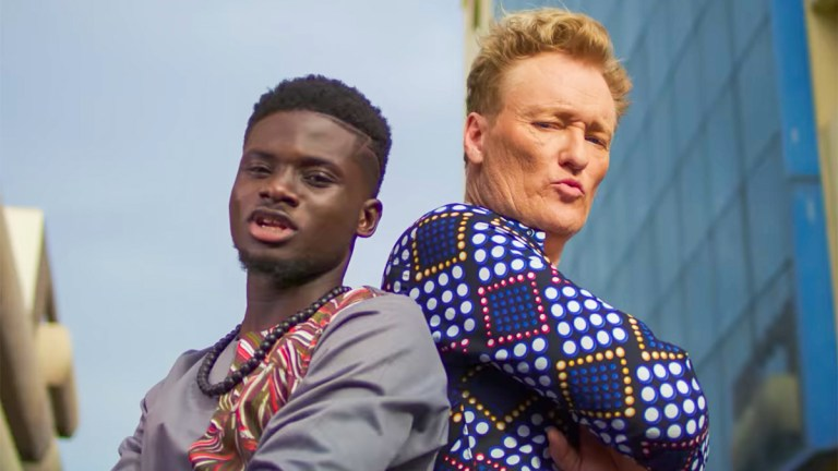 For Love by Kuami Eugene feat. Conan O'Brien