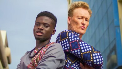Photo of Video: For Love by Kuami Eugene feat. Conan O'Brien