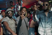 Photo of Video: Pay Remix by M3dal feat. Kwesi Arthur, Sitso & Fameye