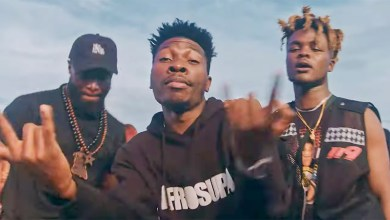 Photo of Video: Serious by Fuse ODG feat. Article Wan & Quamina MP