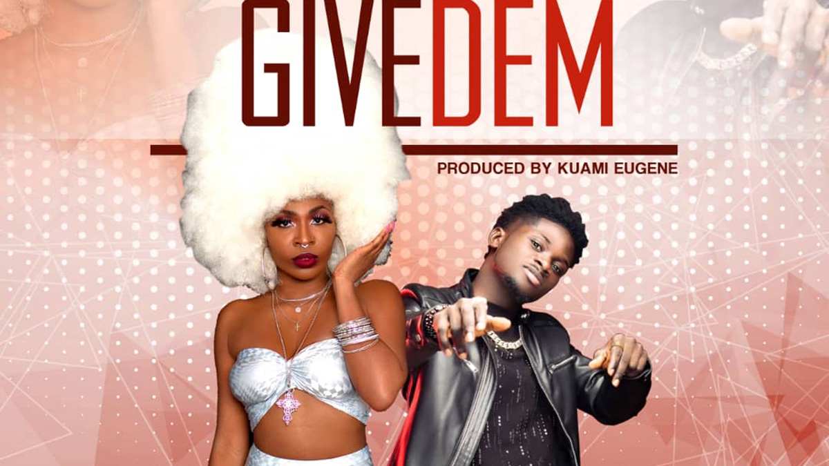 "AK Songstress joins Lynx Entertainment, drops ""Give Dem"" ft. Kuami Eugene this Friday!"