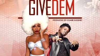 "Photo of AK Songstress joins Lynx Entertainment, drops ""Give Dem"" ft. Kuami Eugene this Friday!"