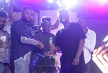 Photo of Patapaa crowned Artiste of the Year at 2019 Central Music Awards; See full list of winners