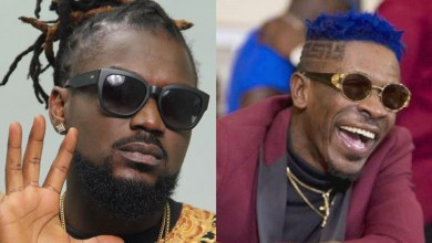 Photo of Samini and Shatta Wale shock Ghanaians with latest joint; Celebration
