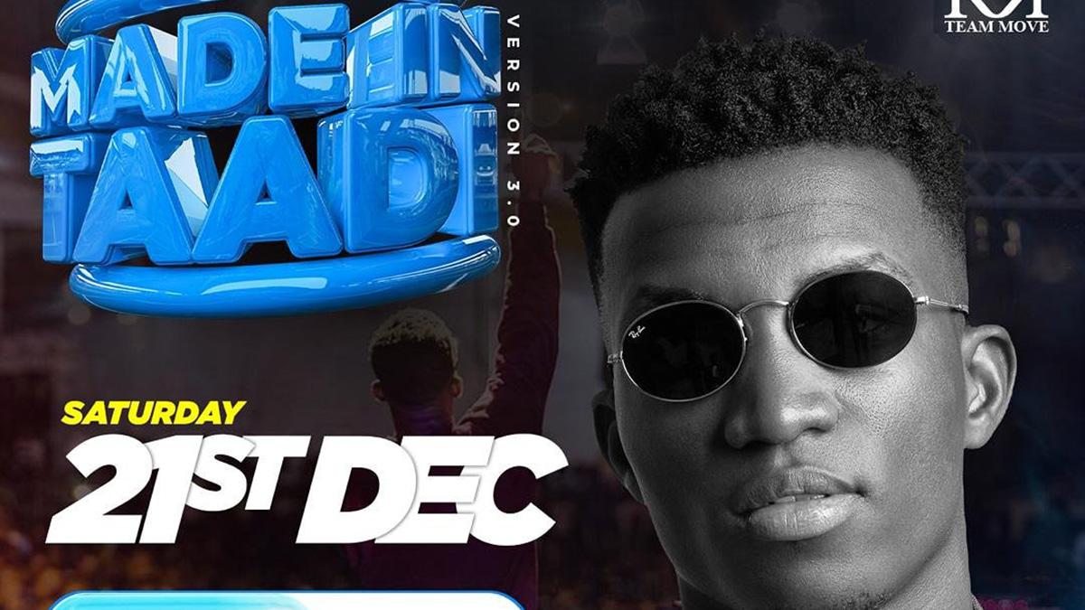 Kofi Kinaata to host Shatta Wale, Obrafour, others at 2019 Made In Taadi concert
