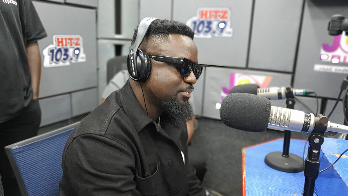 I was heartbroken when Black Love album leaked; I'm taking legal action soon - Sarkodie