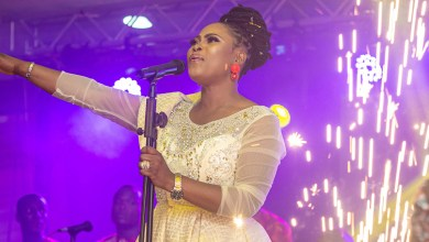 Joyce Blessing ushers thousands before the throne at maiden Doxazo Concert - Photos