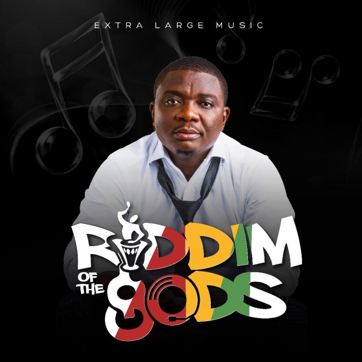 JMJ's Riddim of the GODS - Out on Monday 9th December