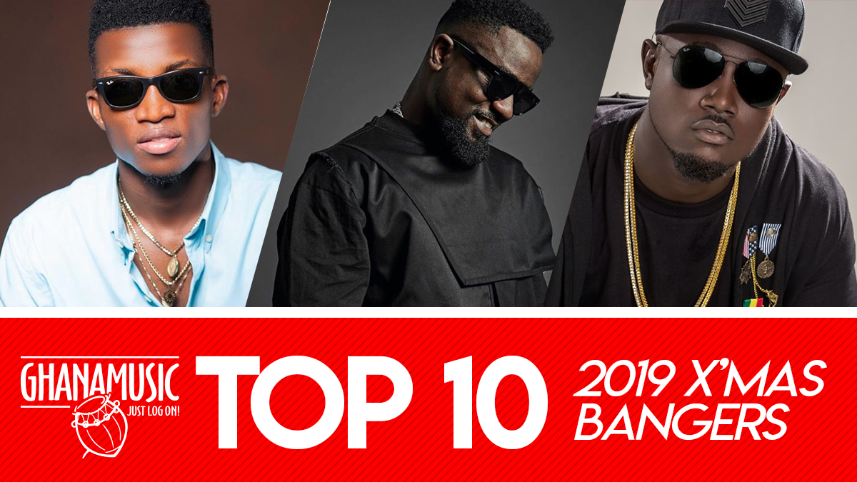 Top 10 2019 Christmas hit singles from Ghana