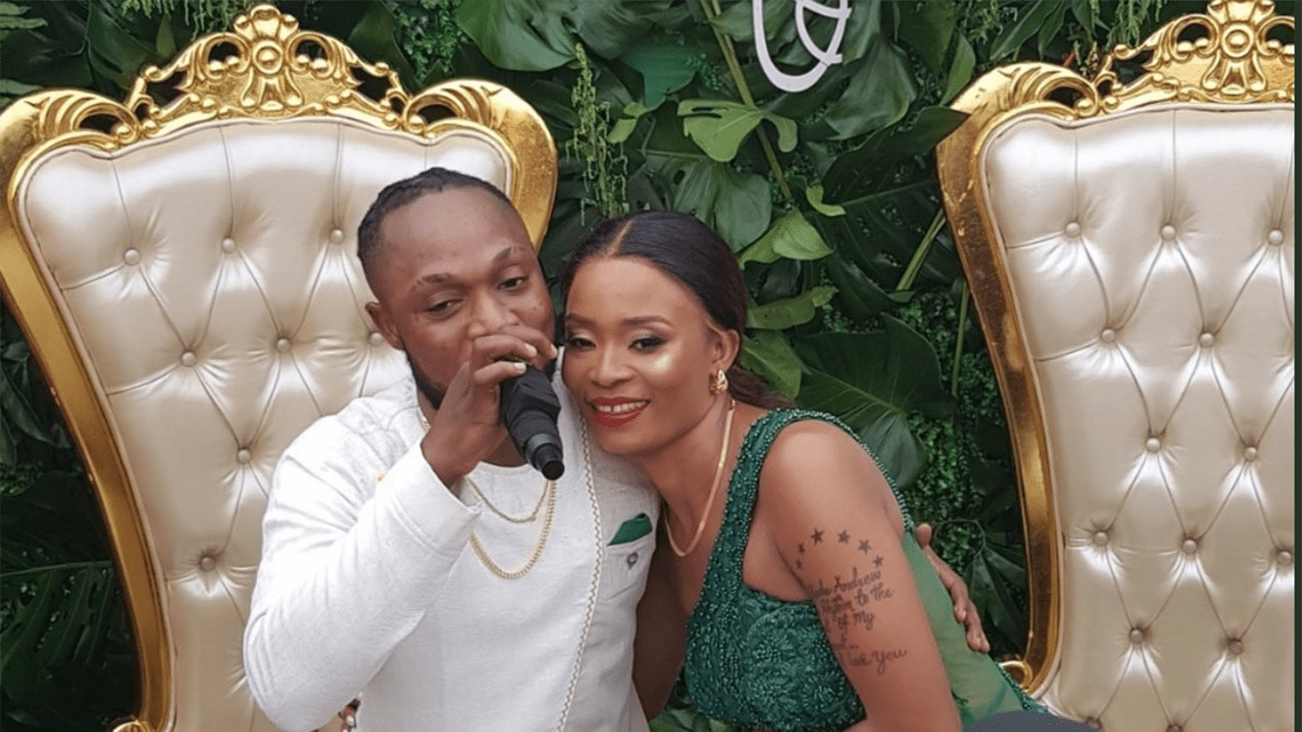 Kurl Songx and Keche thrill fans at record label owner's wedding