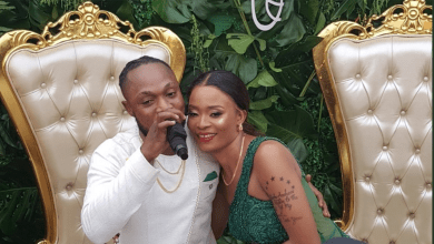 Photo of Kurl Songx and Keche thrill fans at record label owner's wedding
