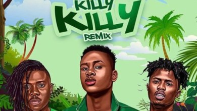 Photo of Audio: Killy Killy (Remix) by Larruso feat. Stonebwoy & Kwesi Arthur