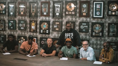 Sauti Sol signs record deal with Universal Music Africa (UMA)