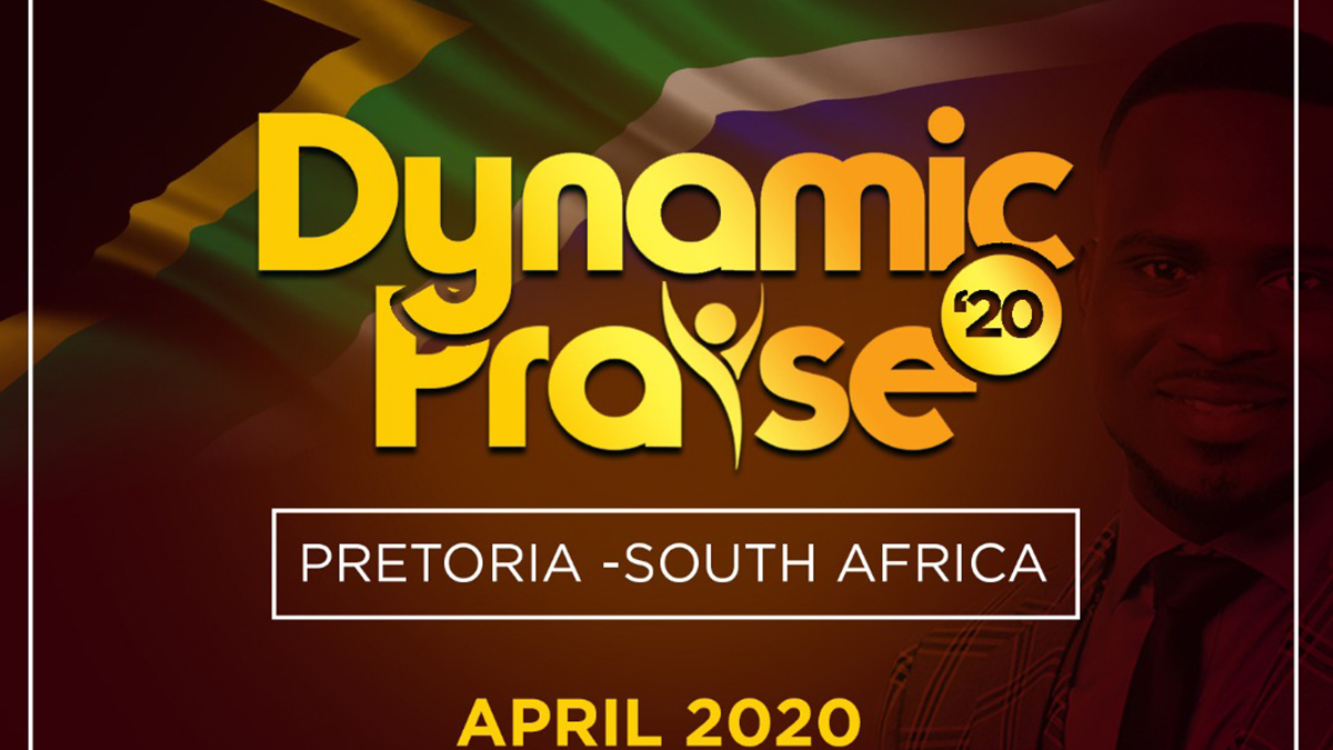 SK Frimpong set to host South Africa edition of Dynamic Praise '20