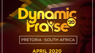 Photo of SK Frimpong set to host South Africa edition of Dynamic Praise '20