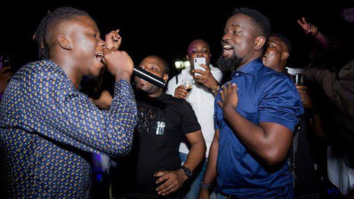 Sarkodie, Stonebwoy to share stage with Lil Wayne, Nelly, others at Beale Street Music Festival
