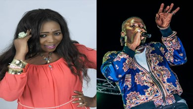 Photo of Grace Ashy supports Stonebwoy's claim of secular acts not being devilish