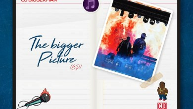 Photo of Audio: The Bigger Picture EP by CJ Biggerman