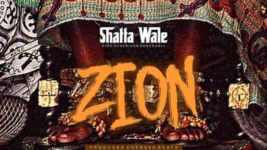 Photo of Audio: Zion by Shatta Wale