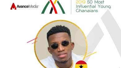 Photo of Kofi Kinaata beats Stonebwoy as 2019 Most Influential Young Ghanaian