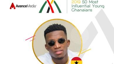 Kofi Kinaata beats Stonebwoy as 2019 Most Influential Young Ghanaian