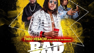 Photo of Audio: Bad Mind by Theo Vesachi ft Kelvyn Boy & Joe Deevans
