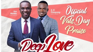 Photo of S.K Frimpong, Joe Mettle billed for Harvest Chapel Val's Day event; Deep Love