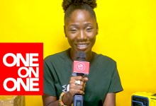 Photo of 1 on 1: I wrote & recorded live all the songs on my  'Agoo' album – Yaa Yaa