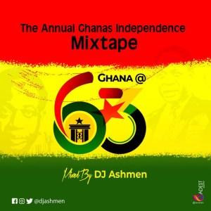 Ghana @63 Independence Mixtape by DJ Ashmen